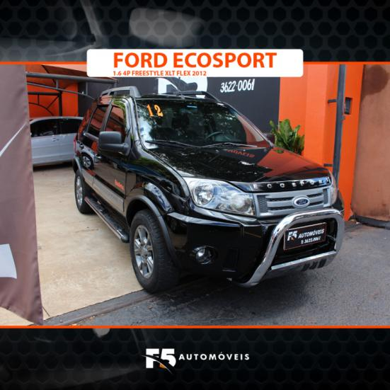 FORD Ecosport 1.6 4P FREESTYLE XLT FLEX, Foto 2