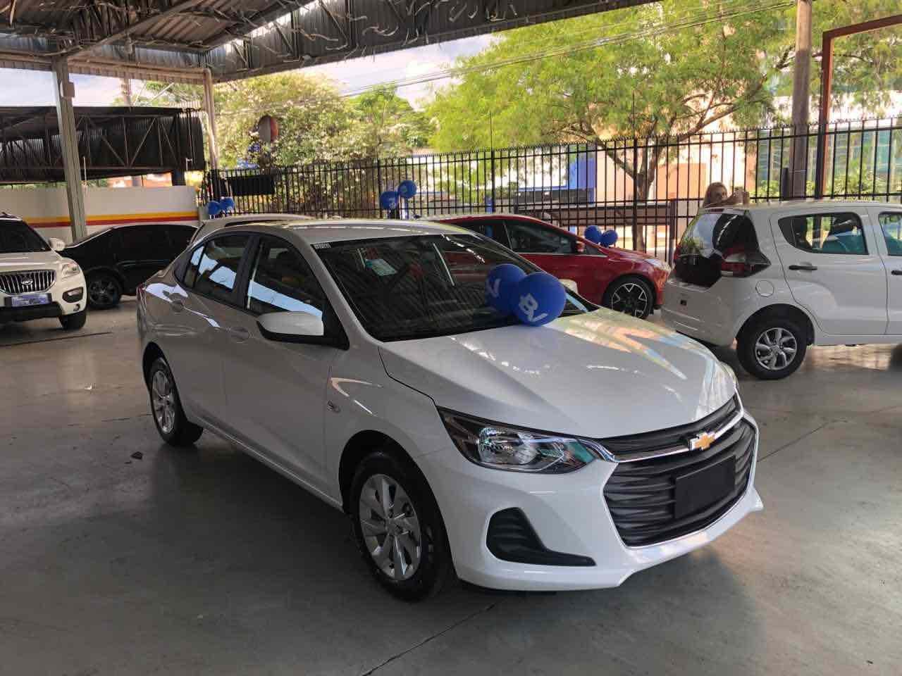 CHEVROLET Onix Sedan 1.0 4P FLEX LT PLUS TURBO AUTOMÁTICO, Foto 4