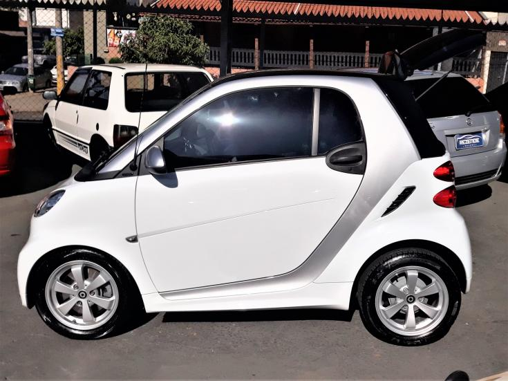 SMART Fortwo 1.0 12V 3 CILINDROS PASSION COUPÊ  TURBO AUTOMÁTIC, Foto 8