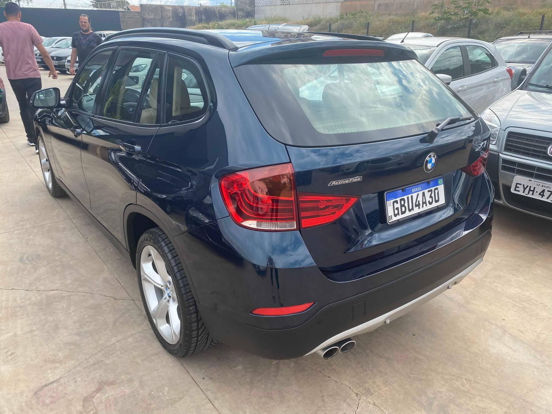 BMW X1 2.0 16V 4P S DRIVE 20I X-LINE AUTOMÁTICO, Foto 5