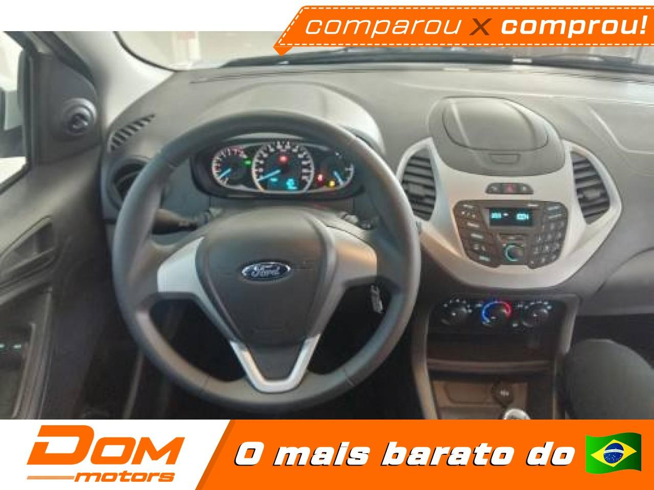 Ford Ka Sedan 1 0 12v 4p Se Flex Variadas 2020 0km Dom Motors
