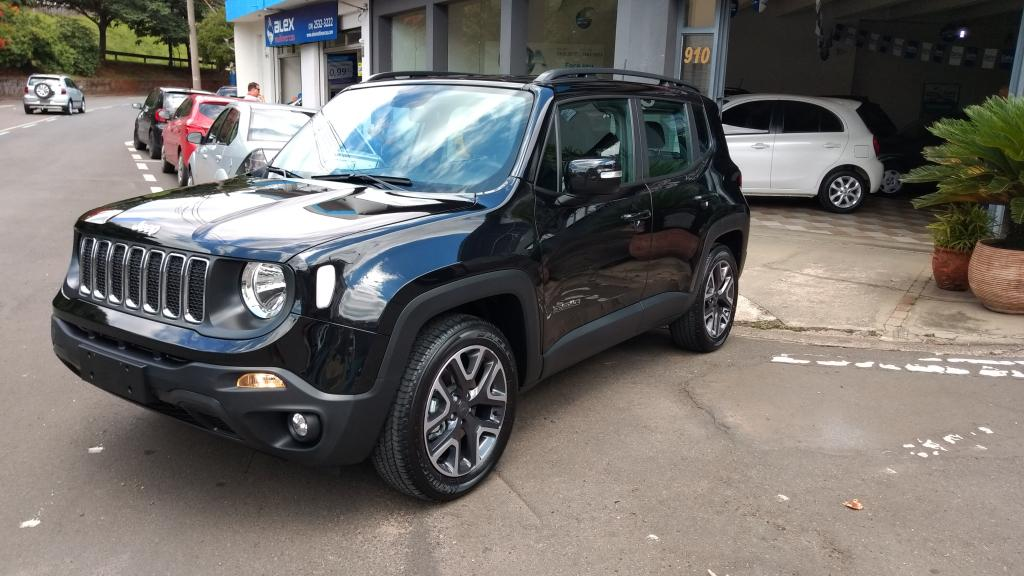 JEEP Renegade 1.8 16V 4P FLEX, Foto 1