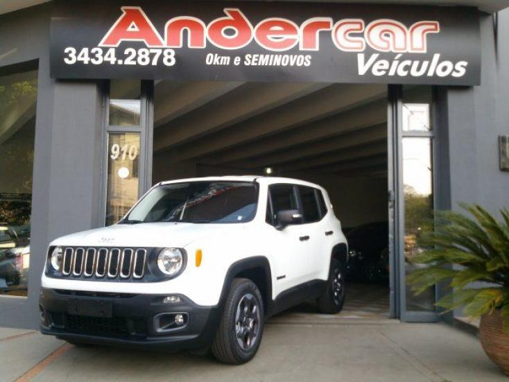 JEEP Renegade 1.8 16V 4P FLEX, Foto 2