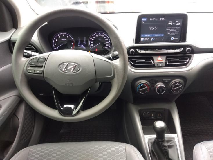 HYUNDAI HB 20 Sedan 1.0 12V 4P FLEX VISION, Foto 5