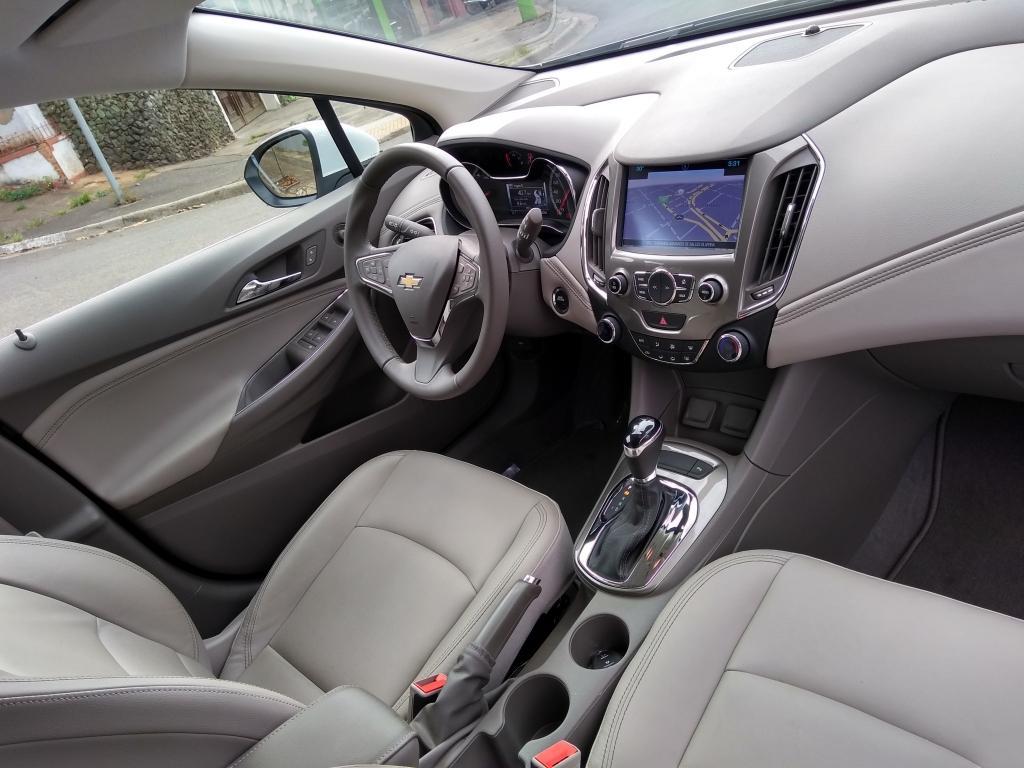 CHEVROLET Cruze Hatch 1.4 16V 4P LT SPORT6 TURBO FLEX AUTOMÁTICO, Foto 2