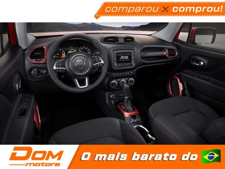 JEEP Renegade 2.0 16V 4P TURBO DIESEL LONGITUDE 4X4 AUTOMÁTICO, Foto 2