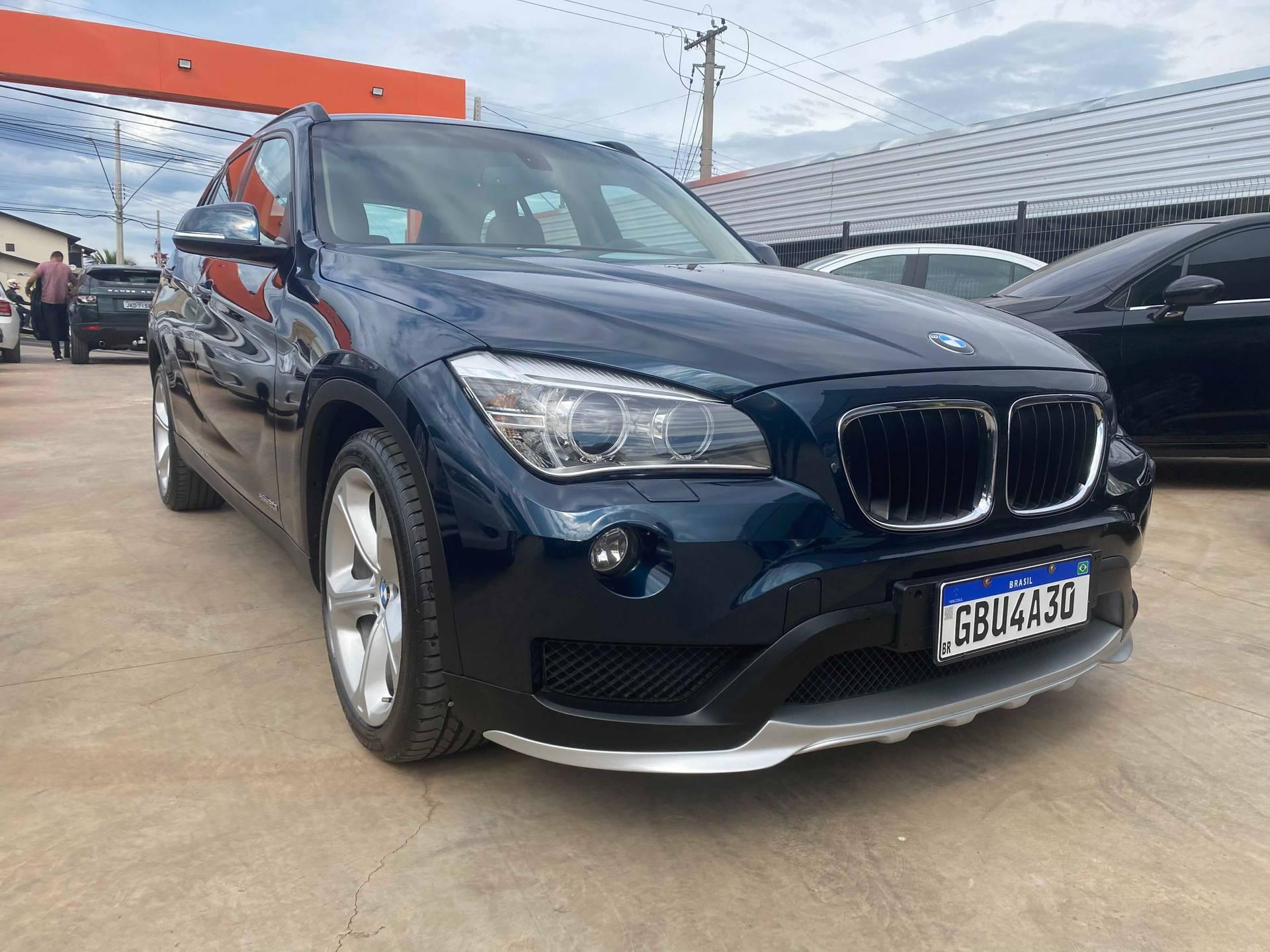 BMW X1 2.0 16V 4P S DRIVE 20I X-LINE AUTOMÁTICO, Foto 2