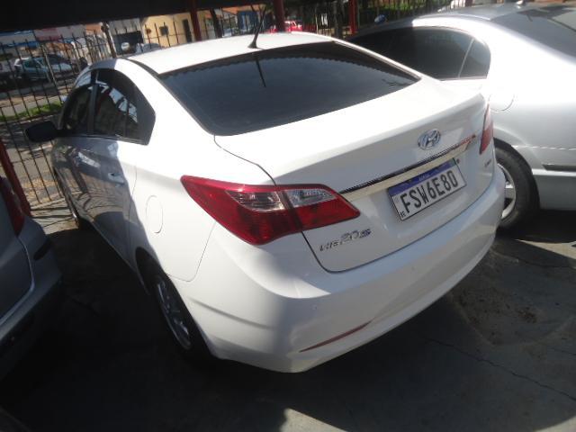 HYUNDAI HB 20 Sedan 1.0 12V 4P FLEX COMFORT STYLE, Foto 5