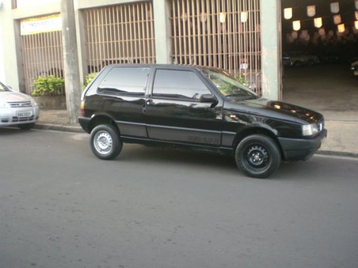 FIAT Uno 1.6 R, Foto 2