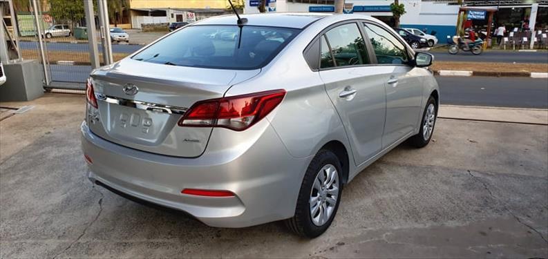 HYUNDAI HB 20 Sedan 1.6 16V 4P FLEX VISION AUTOMÁTICO, Foto 6