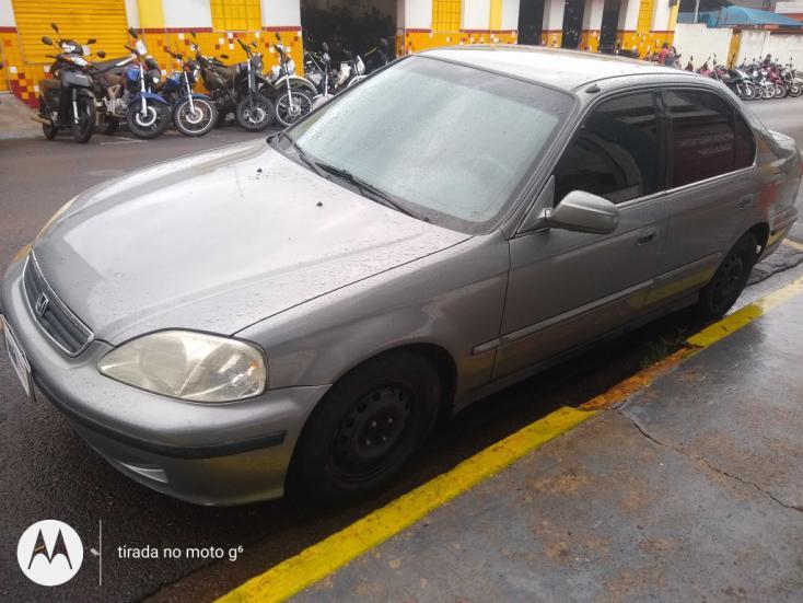 HONDA Civic 1.6 16V 4P LX AUTOMÁTICO, Foto 2