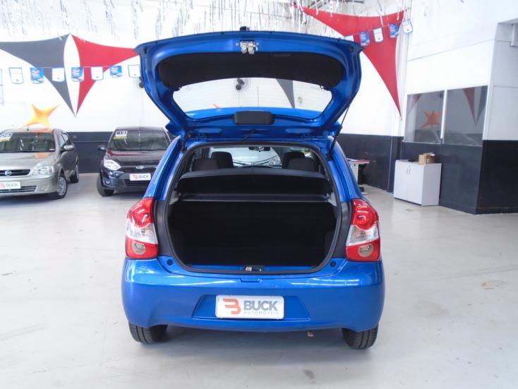 TOYOTA Etios Hatch 1.3 16V 4P FLEX XS, Foto 18