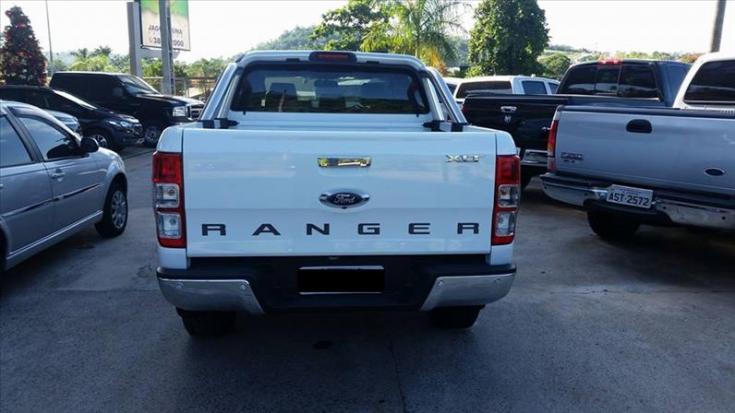 FORD Ranger 3.2 L CABINE DUPLA XLT 4X4 AUTOMÁTICO, Foto 5