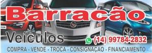 Barracão Veículos